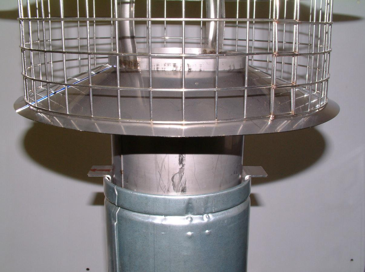 Round Chimney Dampers Round Spider Lyemance Amp Lock Top